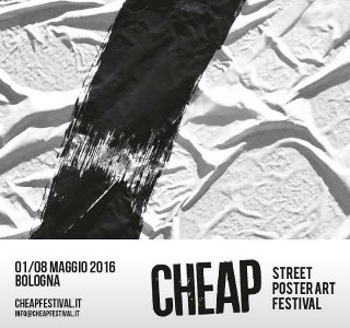 Festival di Street Poster Art by CHEAP