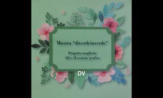 """Presentazione fotografica mostra """"Diverdeinverde"""""""
