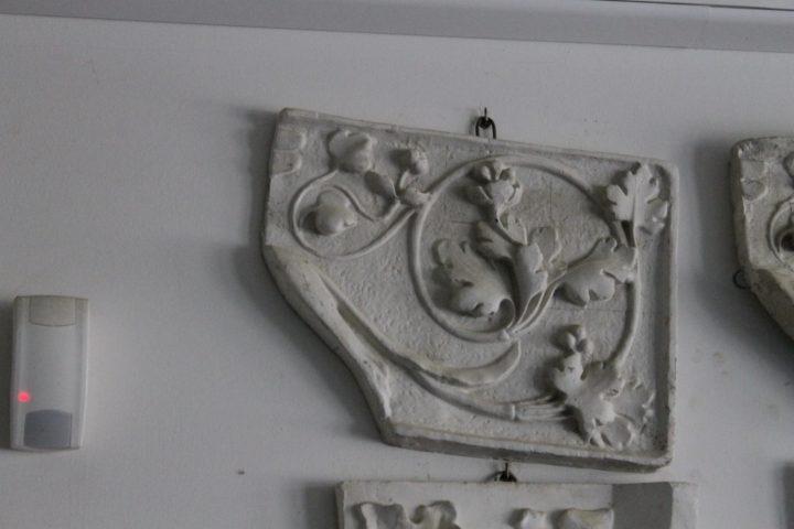 Cod.13 - Ornato Palazzo Urbino Image