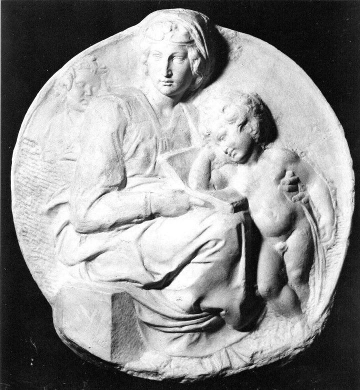 Cod.3 - Tondo Pitti di Michelangelo Image