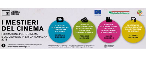 Cineteca di Bologna – progetti formativi